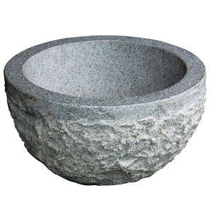 餅つき用 石臼(単品) 約3升用 送料無料 miyoshi-ya