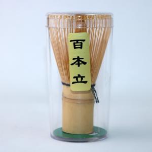 茶筅 百本立 茶せん 竹製 茶道具