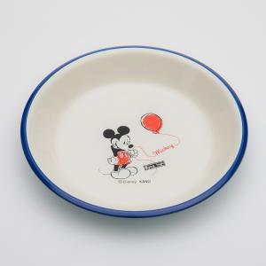 ミッキー キッズ小皿 バルーン ディズニー ミッキーマウス miyoshi-ya