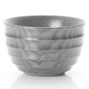 天然木製 ぐい呑みカップ 木目 漆塗り miyoshi-ya