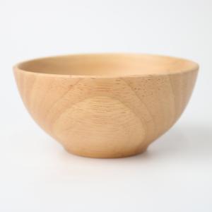 天然木製 プレートボウル(小) ナチュラル miyoshi-ya
