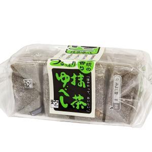 抹茶ゆべし4個入 miyoshido