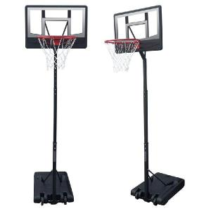 バスケットゴール ミニバスの簡単練習用に最適【BG-270BK】|mizoguchisports