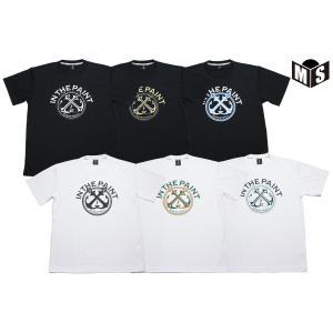 決算セール!!★バスケ tシャツ 6色展開 インザペイント IN THE PAINT m-sport...