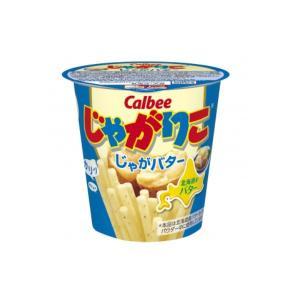 じゃがりこ じゃがバター【カルビー】12個入り1BOX...