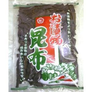 中野物産 お漬物昆布(おしゃぶりこんぶ浜風の超お徳用久助)200g袋 訳あり特価|mizota