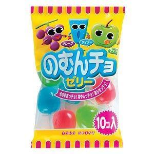 のむんちょゼリー 10個【東豊製菓】|mizota