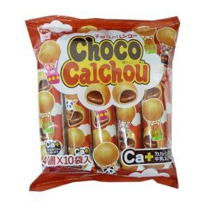 チョコシュー【リスカ】10本入り1袋