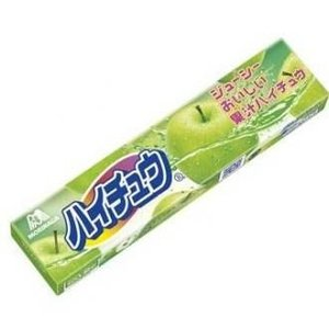 森永 ハイチュウ グリーンアップル(12本入り1BOX)