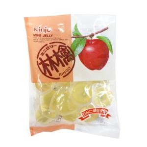 ミニゼリー りんご 16g×12個入 ミニカップゼリー 金城製菓|mizota