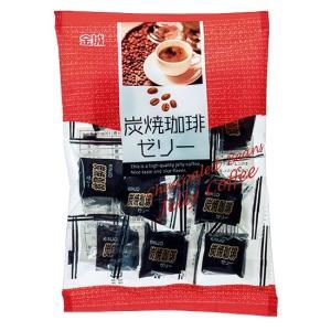 炭焼珈琲ゼリー 140g 個包装 金城製菓|mizota