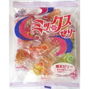 金城製菓 ミックスゼリー 165g|mizota