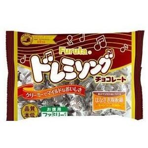 ドレミソングチョコ ファミリーパック 徳用 【フルタ製菓】|mizota