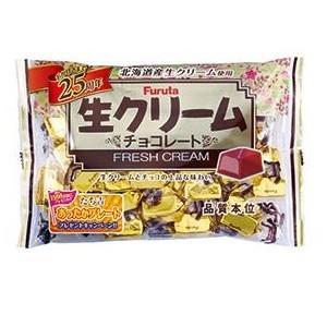 生クリームチョコ ファミリーパック【フルタ製菓】