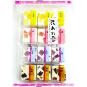 花あわ雪 メレンゲムース&寒天ゼリーの和菓子【津山屋製菓】|mizota