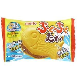ぷくぷくたい チョコ【メイトー】10個入り1BOX|mizota