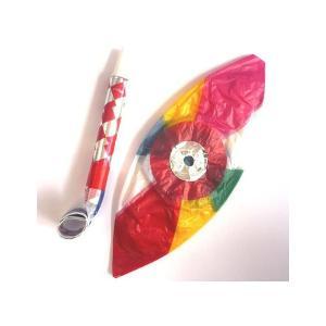 紙風船と吹き戻し 100個 卸販売 昔懐かしい玩具|mizota