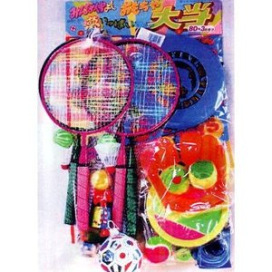 スポーツグッズ当て(50円) mizota