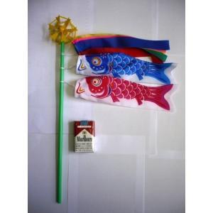 5月5日子供の日・端午の節句 ミニこいのぼり(51cm) 30個まとめ売り|mizota