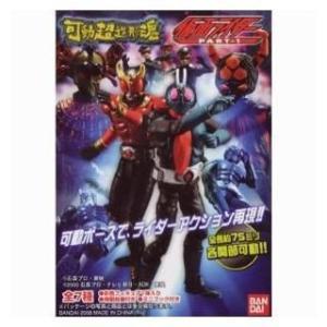 可動超造形魂 仮面ライダー PART-1【バンダイ】10個入り1BOX mizota