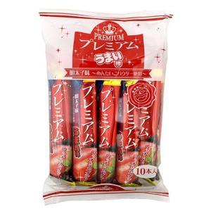 プレミアムうまい棒 明太子味 10本入 TVなどで紹介、超人気商品|mizota