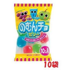 のむんちょゼリー【東豊製菓】10個入り×10袋 大量販売|mizota