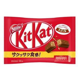 キットカット ミニ 【ネスレ】14枚入 ファミリーサイズ|mizota