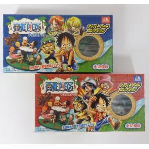 2004年発売品 森永チョコスナック ワンピース アッパーヤードコレクション10個入り1BOX 未開封|mizota