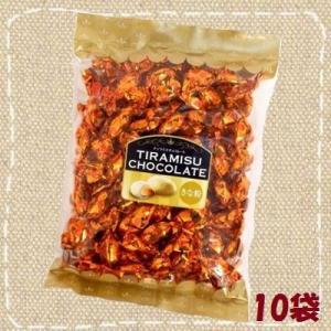 ユウカ きなこティラミスチョコ430g×10袋 (大袋タイプ)期間限定品 業務用 大量4.3kg|mizota