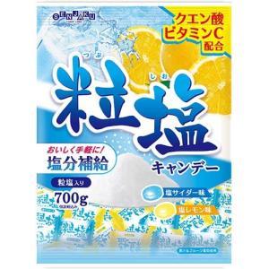 粒塩キャンデー 800g 【扇雀飴本舗】徳用袋 塩分補給 熱中症対策に|mizota