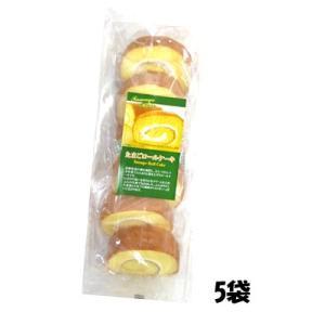 津具屋製菓 たまごロールケーキ 6個入X5袋 たまごロールケーキ30個(個装)半生菓子・スイーツ卸販売