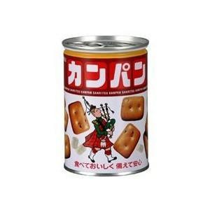 送料無料! 缶入り カンパン100g 24缶入 【三立製菓】(発送まで6日前後)|mizota