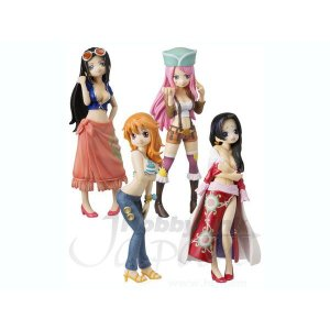 Half Age Characters ワンピース girls party! 8個入り1BOX|mizota