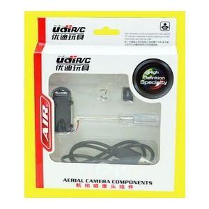 ブラックサンダー ラジコン搭載用カメラ U12W 【童友社】 お取り寄せ注文品|mizota