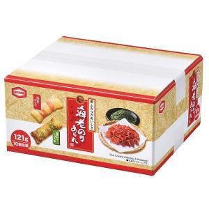 海老のりあられ 化粧箱132g×1箱 亀田製菓 アジカル BOX ギフト箱・販促用・イベント・催事|mizota