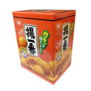 亀田製菓 揚一番 ビックボックス 297g×6箱 BIG BOX  ギフト箱・販促用・イベント・催事 アジカル 亀田製菓(代引き不可) mizota