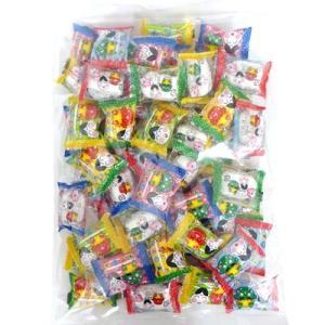 2月3日 節分チョコマシュマロ 60個入り 徳用袋チョコマシュマロの節分バージョン|mizota