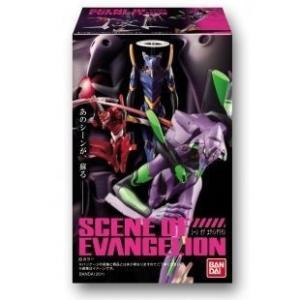 バンダイ エヴァンゲリヲン新劇場版 SCENE OF EVANGELION (12個入り1BOX)|mizota