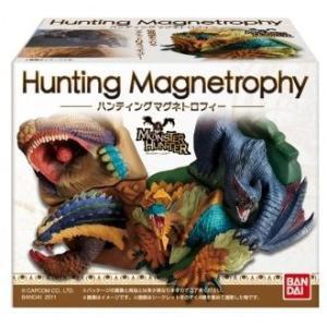 バンダイ モンスターハンター ハンティングマグネトロフィー (10個入り1BOX)|mizota