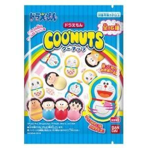 クーナッツ ドラえもん バンダイ(14個入り1BOX)|mizota
