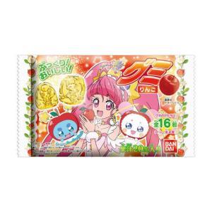 プリキュアグミ りんご バンダイ(10個入り1BOX)|mizota