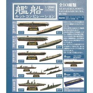 1/2000 艦船キットコンピレーション エフトイズ 10個入り8BOX 2017年12月11日発売予定|mizota