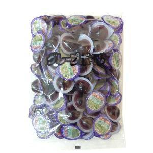 グレープボールゼリー 100個入×6袋(600個) カップゼリー 駄菓子【江口製菓】 mizota