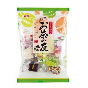 金城製菓 お茶の友 140g×20袋 mizota