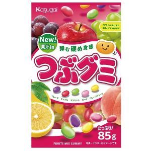 つぶグミ 果汁入り5つのフルーツミックス 60袋 大量特売価格 春日井製菓|mizota