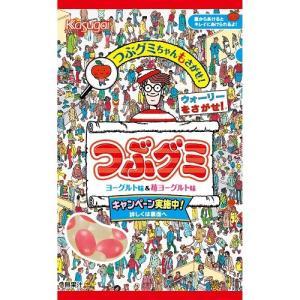 春日井製菓 つぶグミ ウォーリー 70g×6袋|mizota