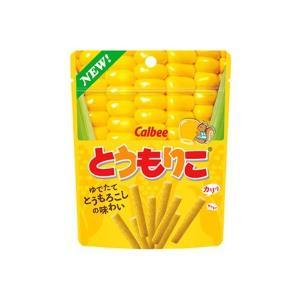 とうもりこ 塩ゆでコーン味 12個入×6BOX カルビー mizota