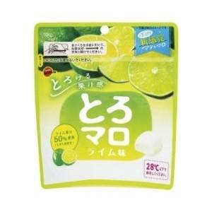 ブルボン とろマロ ライム味 40g×6袋入り5BOX(30袋) とろけるマシュマロ新食感 便利なチャック付き|mizota