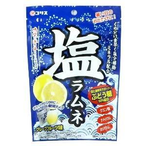 塩ラムネ 55g×6袋入30BOX(180袋) コリス ★代引き不可商品|mizota