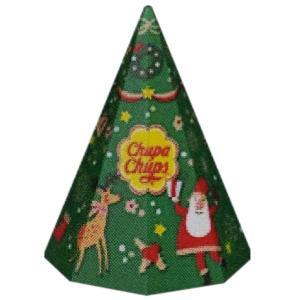 チュッパチャプス ハッピー クリスマスツリー クラシエ 代引不可|mizota